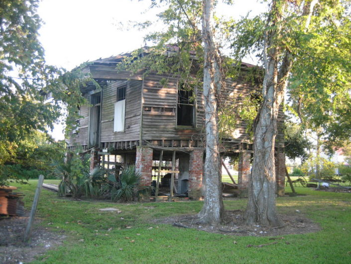 woodland plantation louisiana